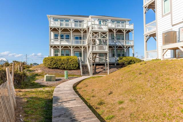2903 Pointe West Drive 6B2, Emerald Isle, NC 28594 (MLS #100264757) :: Barefoot-Chandler & Associates LLC