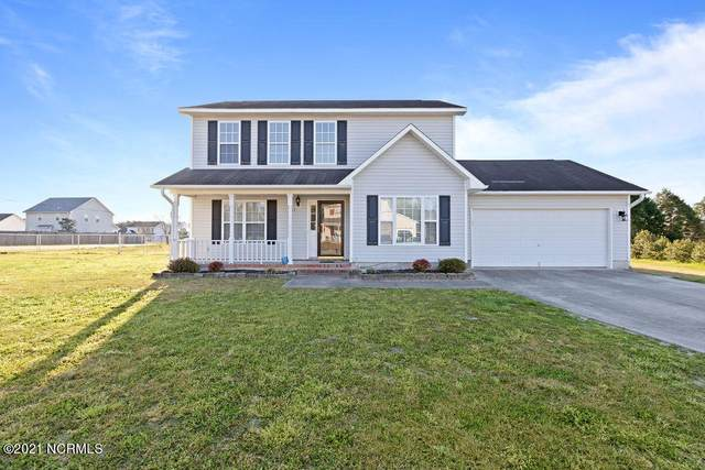 101 Croaker Lane, Maysville, NC 28555 (MLS #100264759) :: Stancill Realty Group