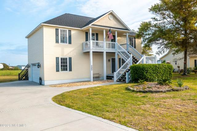 127 Buds Lane, Cedar Point, NC 28584 (MLS #100264784) :: RE/MAX Essential