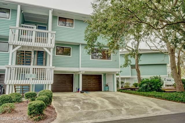 105 Teakwood Drive #705, Carolina Beach, NC 28428 (MLS #100264796) :: Great Moves Realty
