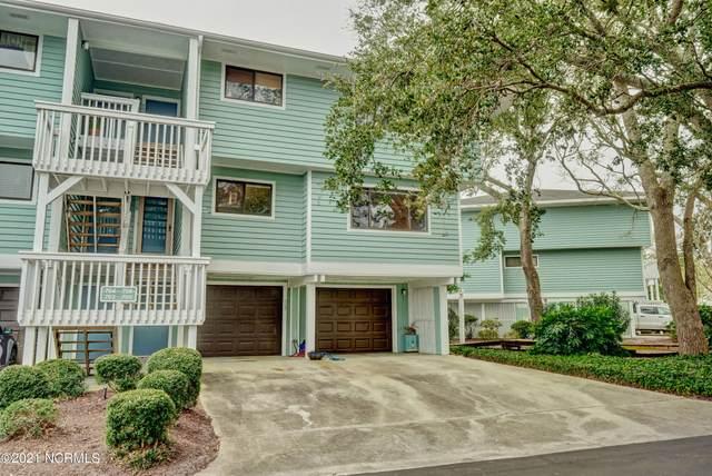 105 Teakwood Drive #705, Carolina Beach, NC 28428 (MLS #100264796) :: David Cummings Real Estate Team