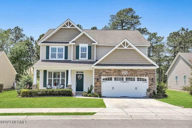 476 Landsdowne Circle, Hampstead, NC 28443 (MLS #100264804) :: David Cummings Real Estate Team