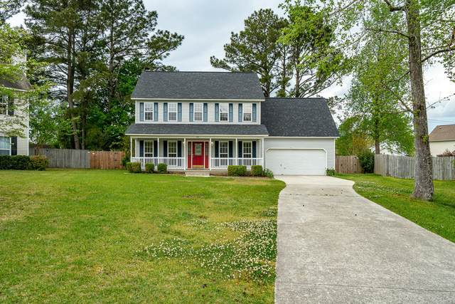 713 Barney Fones Drive, Havelock, NC 28532 (MLS #100264827) :: RE/MAX Essential