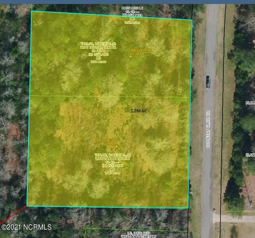 206 Country Club Drive, Wallace, NC 28466 (MLS #100264852) :: David Cummings Real Estate Team