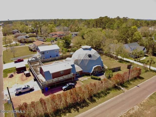 601 Clarendon Avenue, Carolina Beach, NC 28428 (MLS #100264871) :: CENTURY 21 Sweyer & Associates
