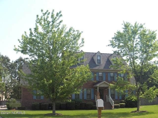 1101 Kingsbrook Road, Greenville, NC 27858 (MLS #100264887) :: The Tingen Team- Berkshire Hathaway HomeServices Prime Properties
