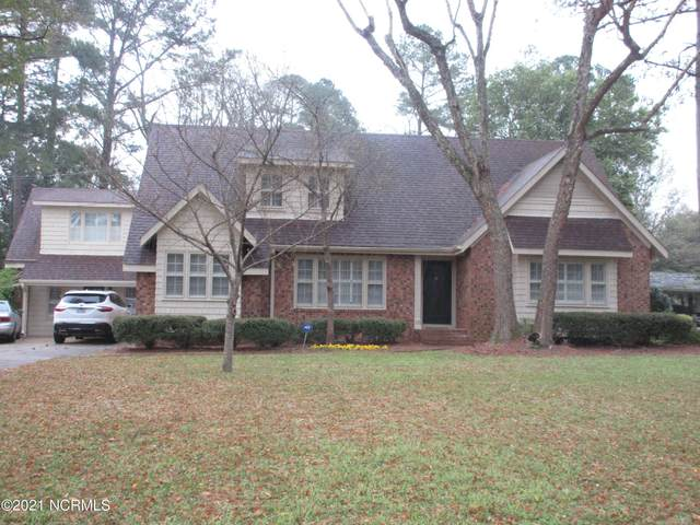 510 Wilkinson Drive, Laurinburg, NC 28352 (MLS #100264888) :: RE/MAX Essential