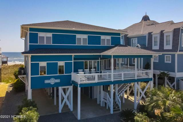 141 Ocean Isle West Boulevard, Ocean Isle Beach, NC 28469 (MLS #100264890) :: David Cummings Real Estate Team