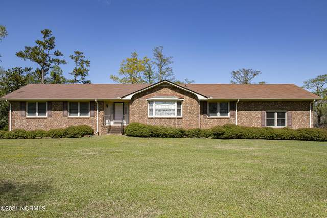 800 Sherman Pointe Lane, New Bern, NC 28562 (MLS #100264931) :: RE/MAX Elite Realty Group