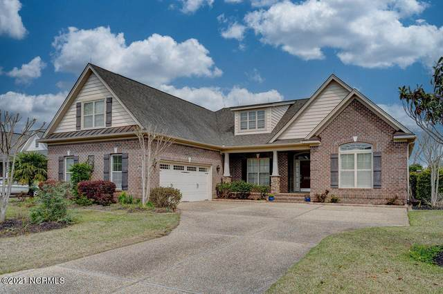 1218 Waterfall Way, Leland, NC 28451 (MLS #100264941) :: Donna & Team New Bern