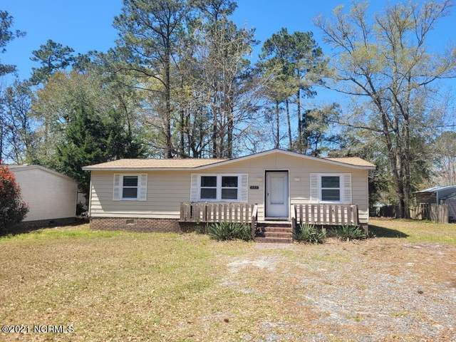 331 Maplewood Drive NW, Calabash, NC 28467 (MLS #100264987) :: Vance Young and Associates