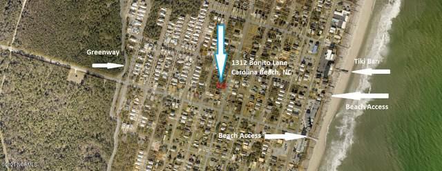 1312 Bonito Lane, Carolina Beach, NC 28428 (MLS #100265002) :: RE/MAX Essential