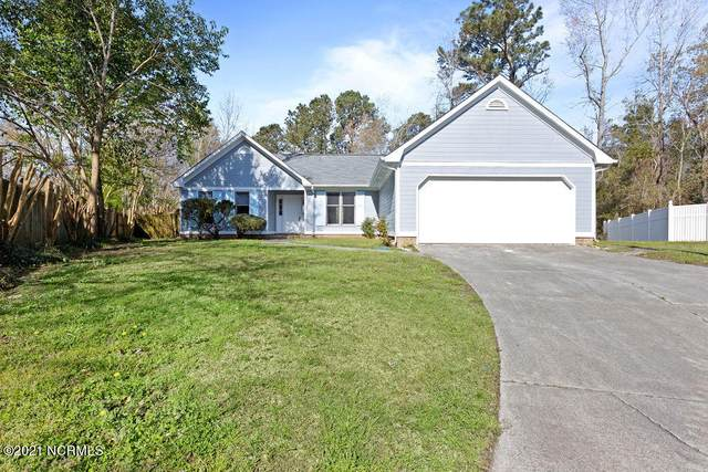 106 Beacon Hill Court, Jacksonville, NC 28540 (MLS #100265021) :: David Cummings Real Estate Team