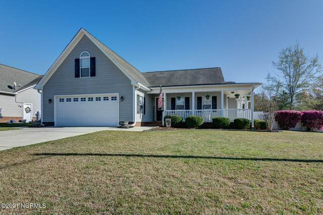 119 Delanie Way, New Bern, NC 28562 (MLS #100265032) :: Great Moves Realty