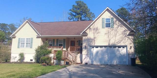 105 Seafarers Court, New Bern, NC 28562 (MLS #100265038) :: Donna & Team New Bern