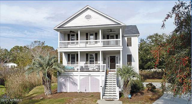 105 River Watch Lane, Southport, NC 28461 (MLS #100265045) :: Thirty 4 North Properties Group