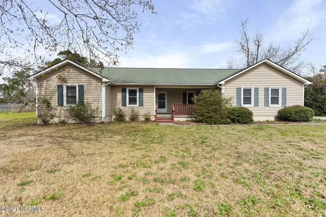 985 Sand Ridge Road, Hubert, NC 28539 (MLS #100265059) :: The Oceanaire Realty