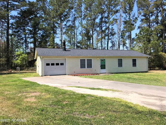 4 Derrick Circle, Havelock, NC 28532 (MLS #100265071) :: David Cummings Real Estate Team