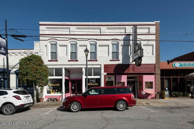 120 E Water Street, Plymouth, NC 27962 (MLS #100265091) :: The Cheek Team