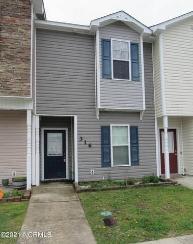 316 Glenhaven Lane, Jacksonville, NC 28546 (MLS #100265115) :: RE/MAX Essential