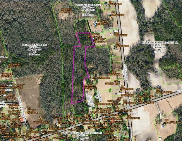 00 Hallsville Road, Beulaville, NC 28518 (MLS #100265145) :: Frost Real Estate Team