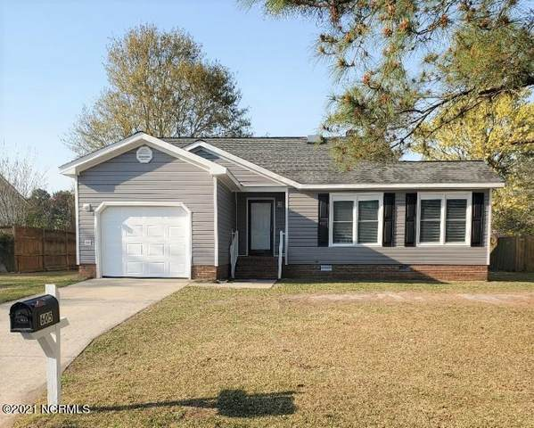605 Channel Drive, Winterville, NC 28590 (MLS #100265173) :: Stancill Realty Group