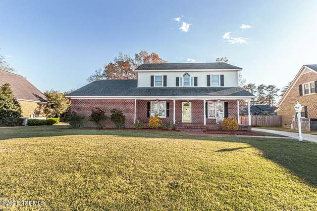 2003 Summerfield Drive, Tarboro, NC 27886 (MLS #100265202) :: RE/MAX Elite Realty Group