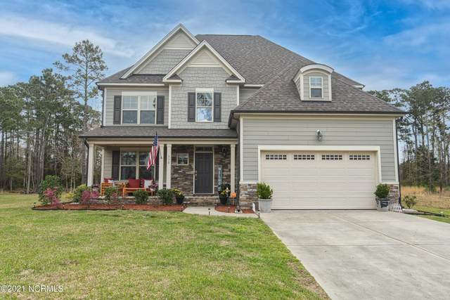 330 Leaward Trace, Swansboro, NC 28584 (MLS #100265225) :: CENTURY 21 Sweyer & Associates