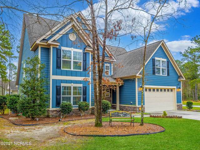 114 Marina Wynd Way, Sneads Ferry, NC 28460 (MLS #100265253) :: Frost Real Estate Team