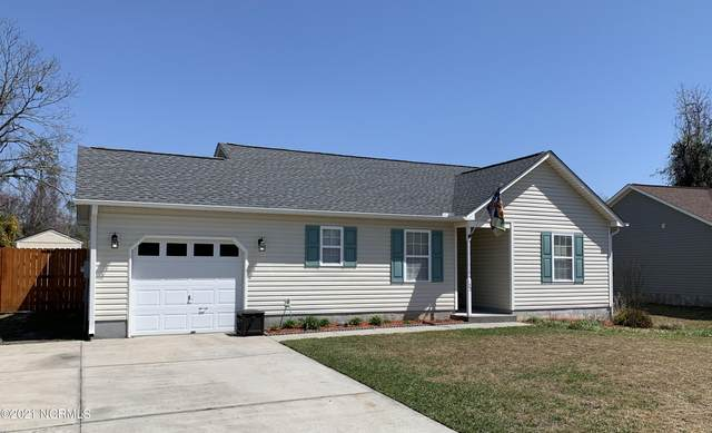 122 Oakley Drive, New Bern, NC 28560 (MLS #100265259) :: Stancill Realty Group