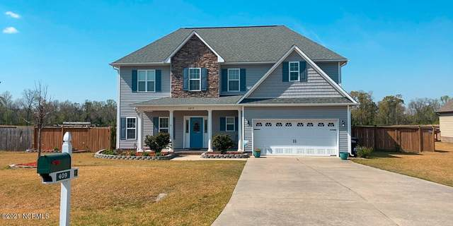 409 S Bluff Circle, Jacksonville, NC 28540 (MLS #100265263) :: Frost Real Estate Team