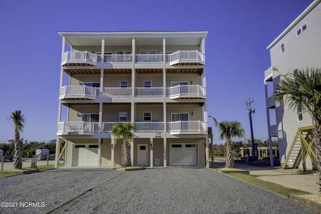 812 Villas Drive, North Topsail Beach, NC 28460 (MLS #100265268) :: Coldwell Banker Sea Coast Advantage