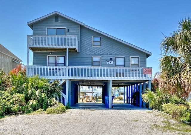 43 Dare Street, Ocean Isle Beach, NC 28469 (MLS #100265290) :: RE/MAX Essential
