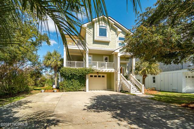 127 Coral Bay Court, Atlantic Beach, NC 28512 (MLS #100265305) :: David Cummings Real Estate Team