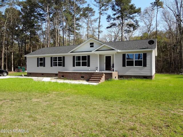 4134 Blue Eyes Road, Bethel, NC 27812 (MLS #100265327) :: Donna & Team New Bern