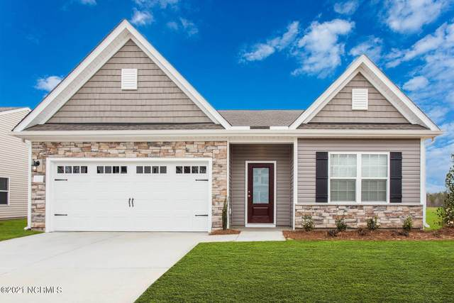 401 Poppleton Drive, Hampstead, NC 28443 (MLS #100265336) :: Vance Young and Associates