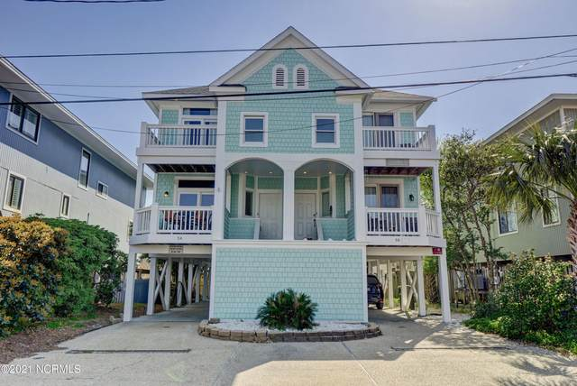 3 W Henderson Street A, Wrightsville Beach, NC 28480 (MLS #100265355) :: Stancill Realty Group