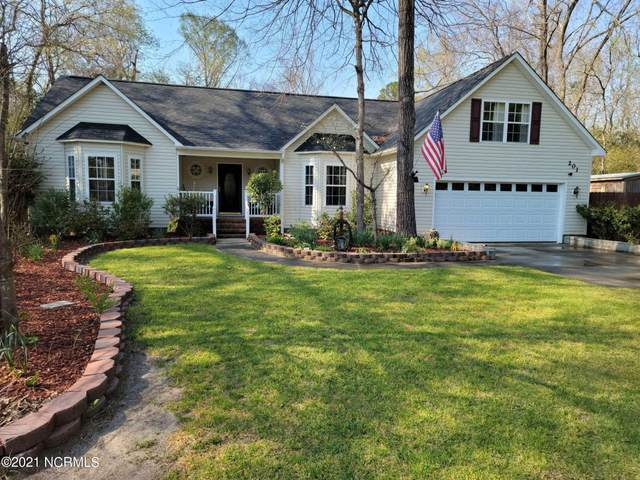 201 Paul Drive, Trenton, NC 28585 (MLS #100265367) :: The Cheek Team