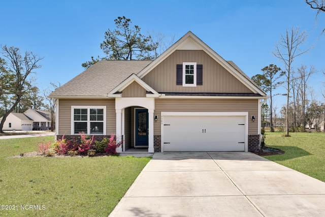 5303 Glennfield Circle SE, Southport, NC 28461 (MLS #100265378) :: Great Moves Realty