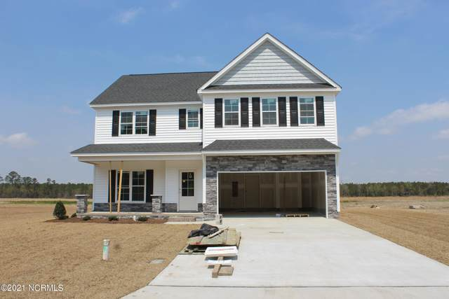 612 Megan Drive, Greenville, NC 27858 (MLS #100265392) :: The Tingen Team- Berkshire Hathaway HomeServices Prime Properties