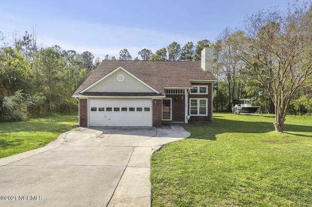 210 Lakeside Drive, Sneads Ferry, NC 28460 (MLS #100265403) :: Thirty 4 North Properties Group