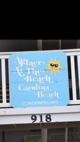 918 Carolina Beach Avenue N 3G, Carolina Beach, NC 28428 (MLS #100265415) :: RE/MAX Elite Realty Group
