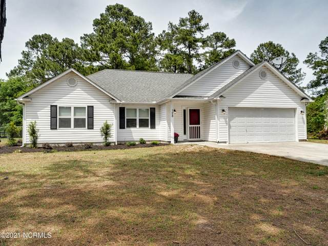 128 Millicent Court, Newport, NC 28570 (MLS #100265424) :: David Cummings Real Estate Team