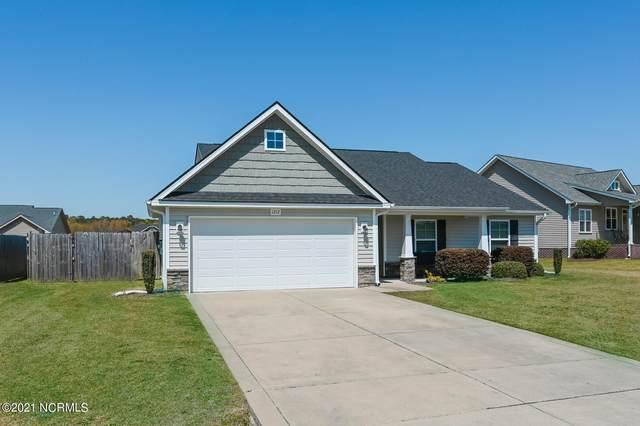 1212 Teakwood Drive, Greenville, NC 27834 (MLS #100265432) :: Thirty 4 North Properties Group