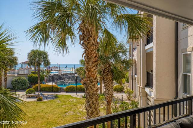 790 New River Inlet Road Unit 105A, North Topsail Beach, NC 28460 (MLS #100265439) :: David Cummings Real Estate Team