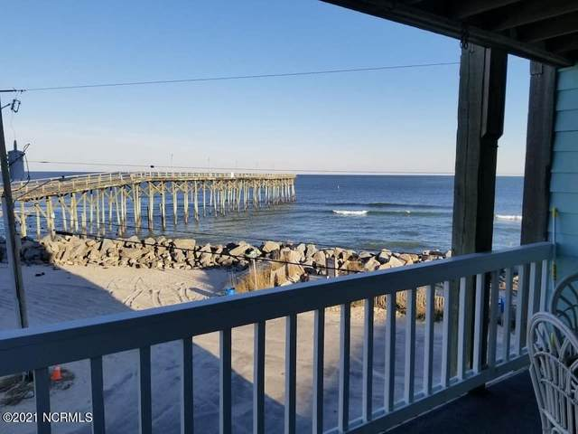1717 Carolina Beach Avenue N Unit 4, Carolina Beach, NC 28428 (MLS #100265442) :: David Cummings Real Estate Team