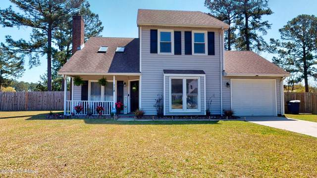 118 Jennie Drive, Jacksonville, NC 28546 (MLS #100265457) :: David Cummings Real Estate Team