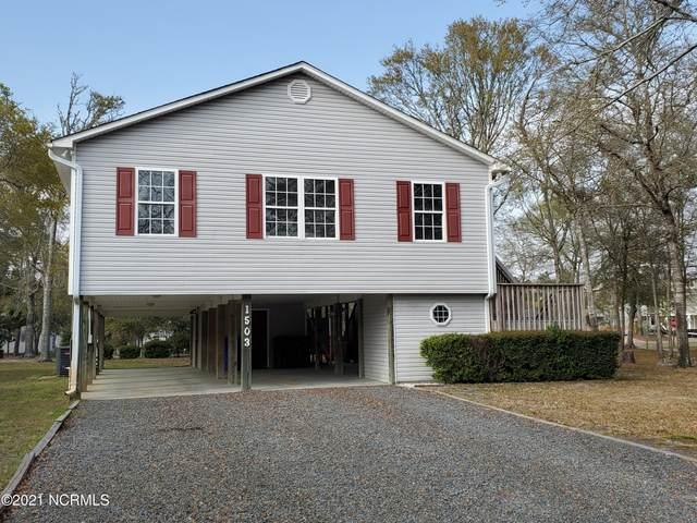 1503 W Oak Island Drive, Oak Island, NC 28465 (MLS #100265460) :: David Cummings Real Estate Team