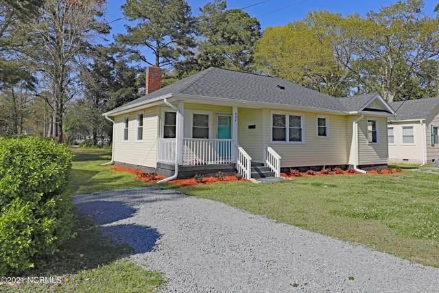 409 E Murray Street, Wallace, NC 28466 (MLS #100265461) :: David Cummings Real Estate Team