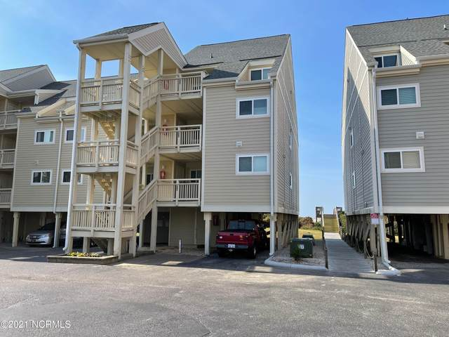 1000 Caswell Beach Road Apt 910, Oak Island, NC 28465 (MLS #100265476) :: David Cummings Real Estate Team